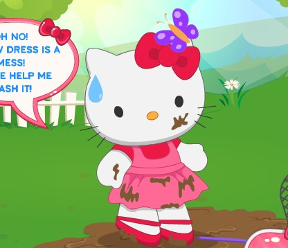 Hello Kitty �ama��r Y�k�yor